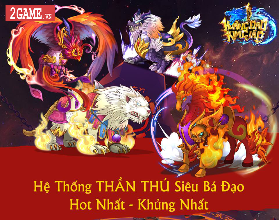 Hoàng Đao Kim Giáp chính là dự án game mobile