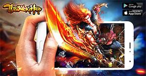 Thiên Kiếm Kỳ Hiệp – Game mobile nhập vai kinh điển cập bến Việt Nam