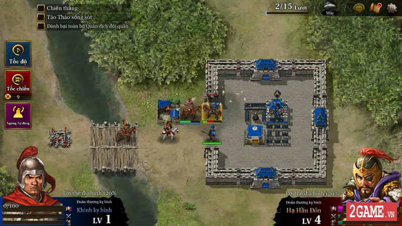 Tìm hiểu cơ chế bày binh bố trận đầy chuyên sâu của ROTK: The Legend of CaoCao 3