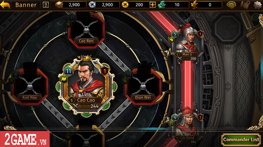 Trải nghiệm ROTK: The Legend Of CaoCao - Khi giá trị hoài cổ vẫn còn đất diễn 9