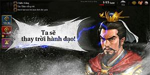 ROTK: The Legend of CaoCao sẽ thay đổi định kiến của game thủ Việt về thể loại SLG?