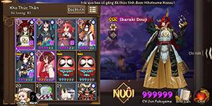 Top 5 Thức Thần SSR được game thủ Âm Dương Sư mobile yêu thích nhất