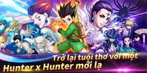Hunter Legend: Đảo Tham Lam – Game mobile nhập vai lấy cảm hứng từ bộ truyện Hunter x Hunter