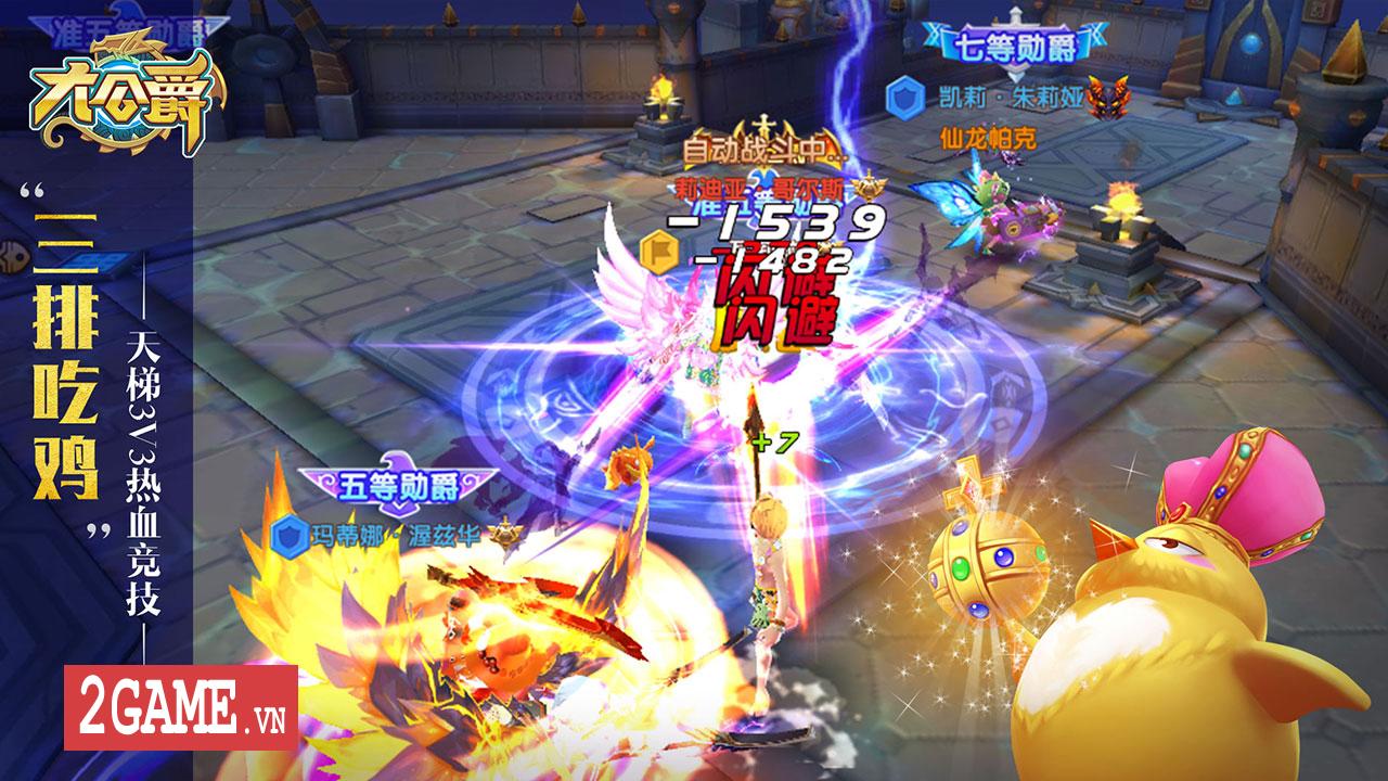 Liên Minh Bóng Tối - Game nhập vai hành động mới của SohaGame 9