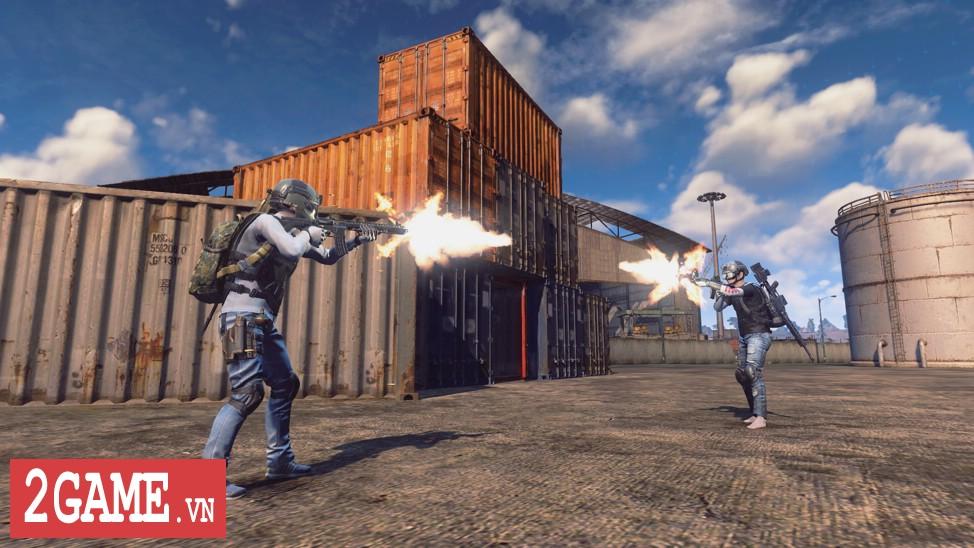 Garena ROE: Ring of Elysium hướng đến một sân chơi game bắn súng sinh tồn chân thực 2