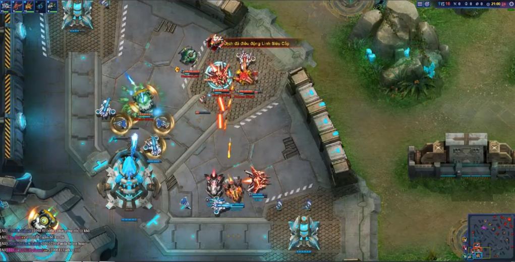 Giải đấu đầu tay của webgame BangBang 2 đã tìm ra ngôi vị quán quân 1