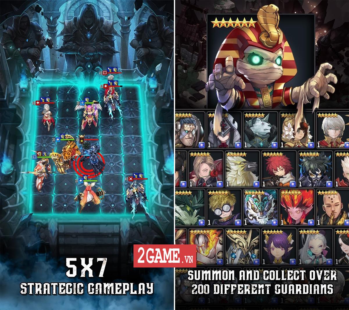 Chain Strike - Game mobile nhập vai đánh dàn trận theo ô cực hay sắp ra mắt toàn cầu 1