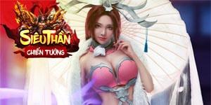 """Ngắm nhìn bộ cosplay tuyệt đẹp của game Siêu Thần Chiến Tướng với dàn nữ tướng """"bốc lửa"""""""
