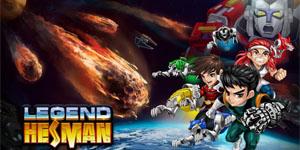 Hesman Legend – Dự án game về bộ truyện tranh Dũng Sĩ Hesman sẽ trông như nào?
