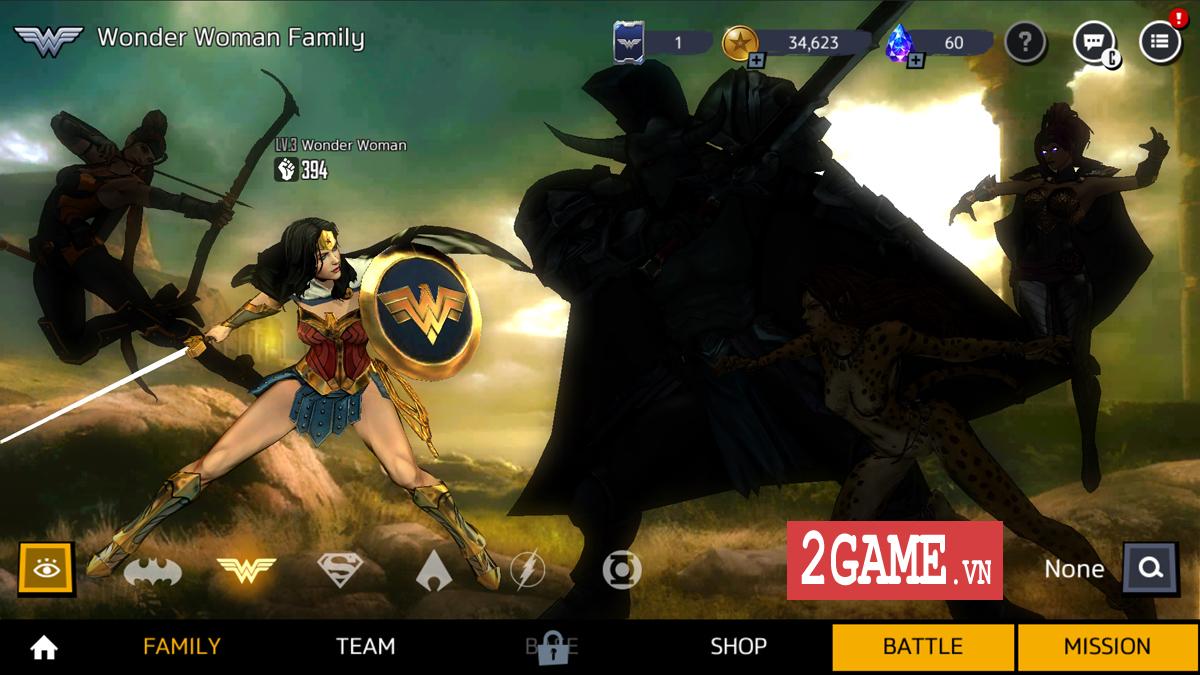 DC Unchained mobile xác nhận hỗ trợ game thủ đến từ Việt Nam vào chơi 3