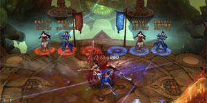 Siêu Thần Chiến Tướng mang đến cho người chơi sự tiện lợi trong thao tác và quan sát khi chiến đấu