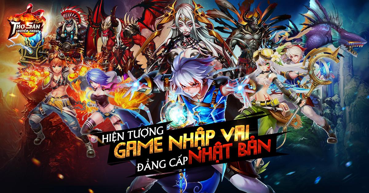 Game mobile Thợ Săn Huyền Thoại liệu có thành công ở thị trường Việt Nam không? 1