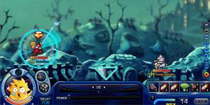Gunbound Mini – Tựa game giải trí tái hiện lối bắn súng canh tọa độ kinh điển một thời