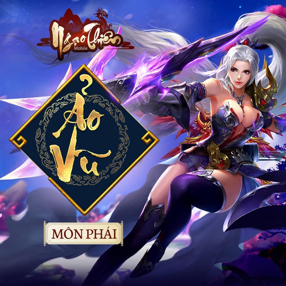 Cận cảnh Tam đại môn phái sẽ góp mặt trong game Ngạo Thiên Mobile 0