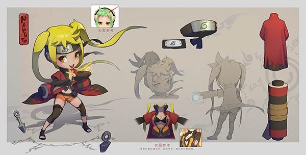 Vào game Nữ Vương Nổi Loạn ngắm nhìn các nhân vật truyện tranh nổi tiếng trở thành gái đẹp! 3