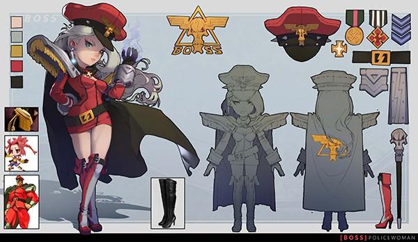 Vào game Nữ Vương Nổi Loạn ngắm nhìn các nhân vật truyện tranh nổi tiếng trở thành gái đẹp! 21
