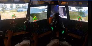 Thấy khách ngồi net chơi hack Rules of Survival PC chủ quán liền đến phạt nặng