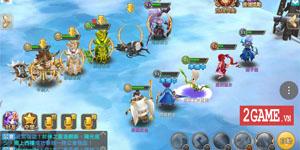 Vua Triệu Hồi Mobile – Game mobile không giới hạn tướng cập bến Việt Nam