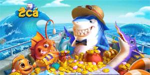 2Cá – Game mobile bắn cá 3D từ ông lớn Tencent sẽ đến Việt Nam trong năm 2018