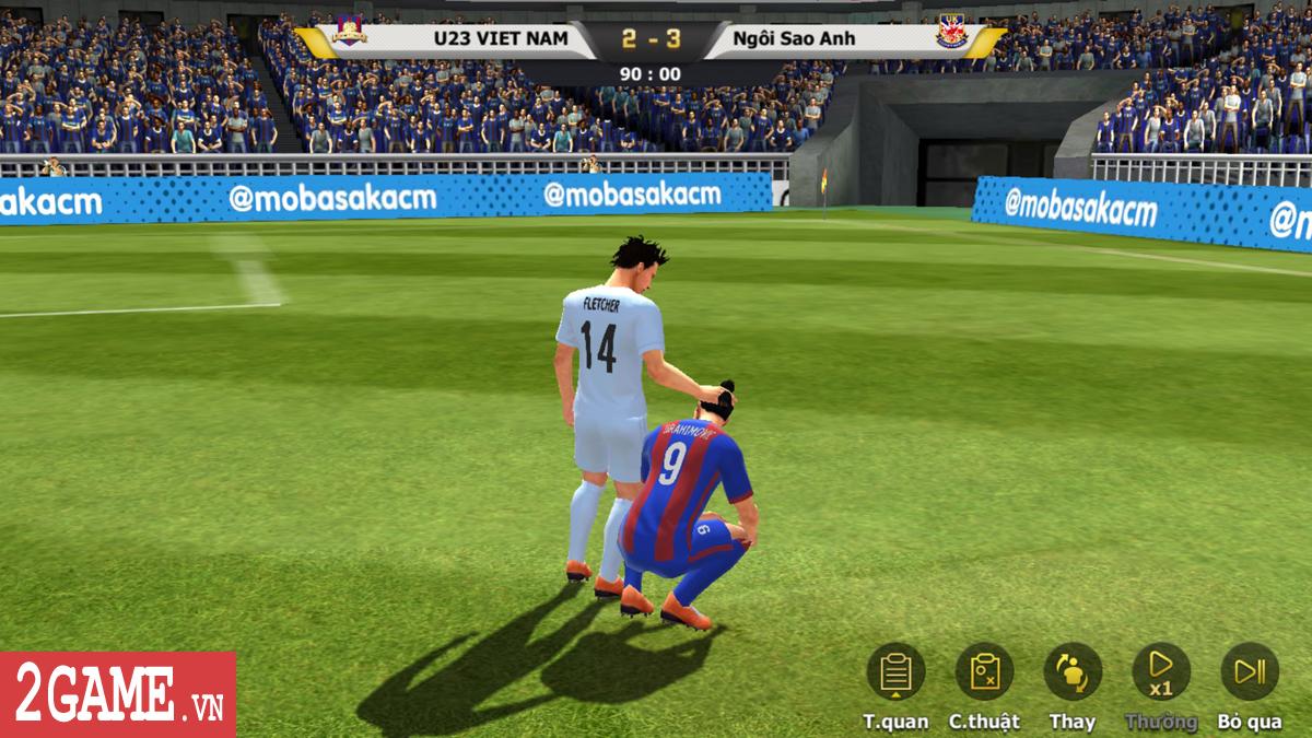 Fan game bóng đá nói gì về Ngôi Sao Bóng Đá Mobasaka? 7