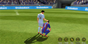 Fan game bóng đá nói gì về Ngôi Sao Bóng Đá Mobasaka?