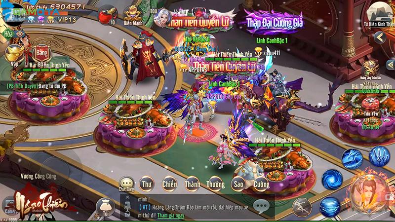 Ngạo Thiên Mobile đã hoàn tất giai đoạn chuẩn bị, sẵn sàng đến tay người chơi vào tháng 4 tới 2