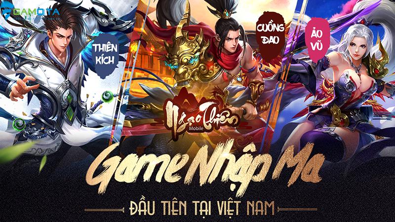 Ngạo Thiên Mobile đã hoàn tất giai đoạn chuẩn bị, sẵn sàng đến tay người chơi vào tháng 4 tới 0