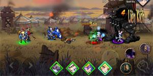 Fan Liên Minh Huyền Thoại và Gundam tỏ ra thích thú với game mobile Bá Đạo 3Q