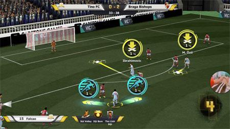 360mobi Ngôi Sao Bóng Đá Mobasaka và lối chơi quản lý thi đấu bóng đá đầy sáng tạo