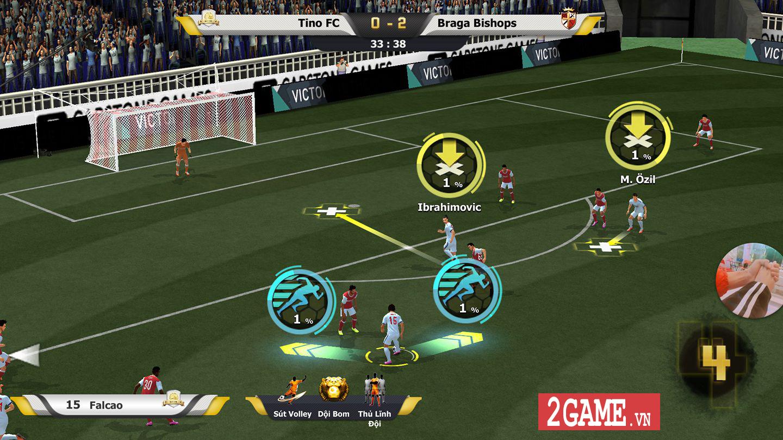 360mobi Ngôi Sao Bóng Đá Mobasaka và lối chơi quản lý thi đấu bóng đá đầy sáng tạo 0