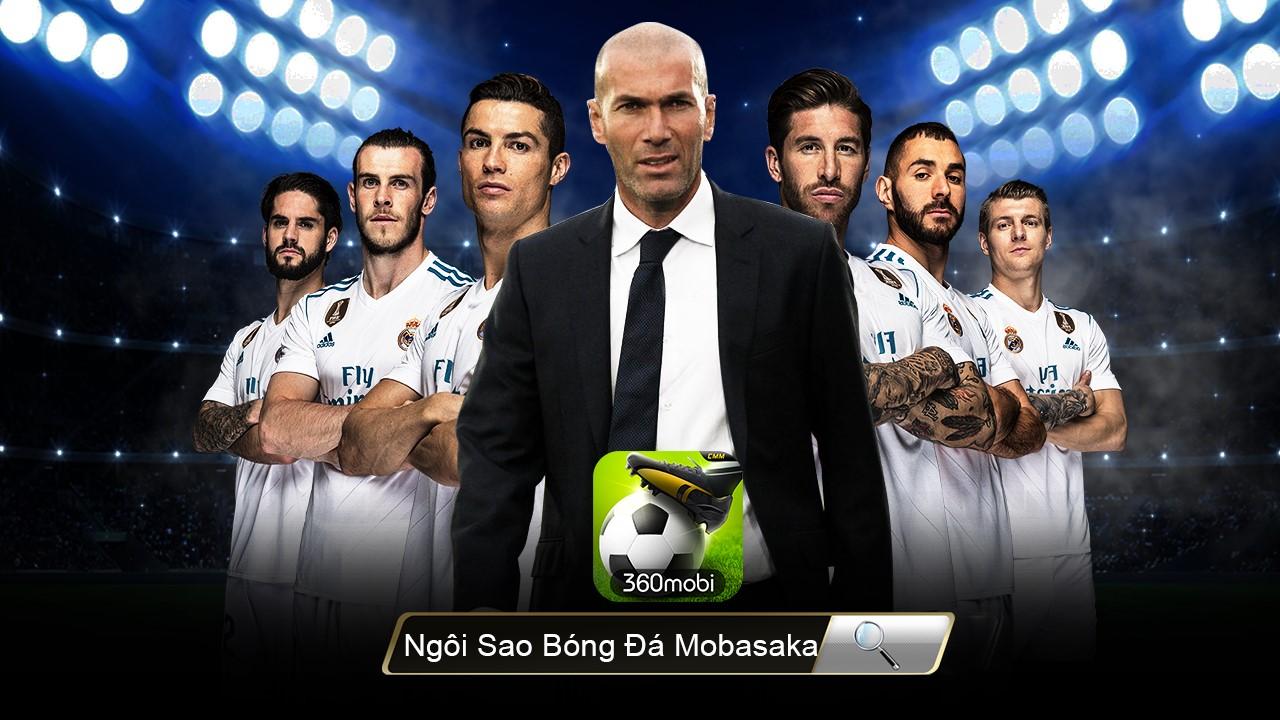 360mobi Ngôi Sao Bóng Đá Mobakasa: Bạn sẽ Quản lý Real Madrid hay FC Bayern? 0
