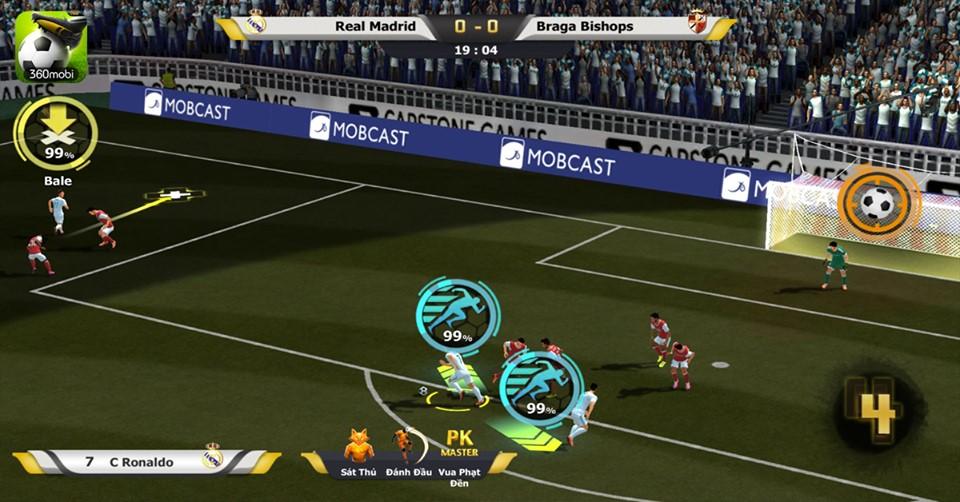 360mobi Ngôi Sao Bóng Đá Mobakasa: Bạn sẽ Quản lý Real Madrid hay FC Bayern? 1