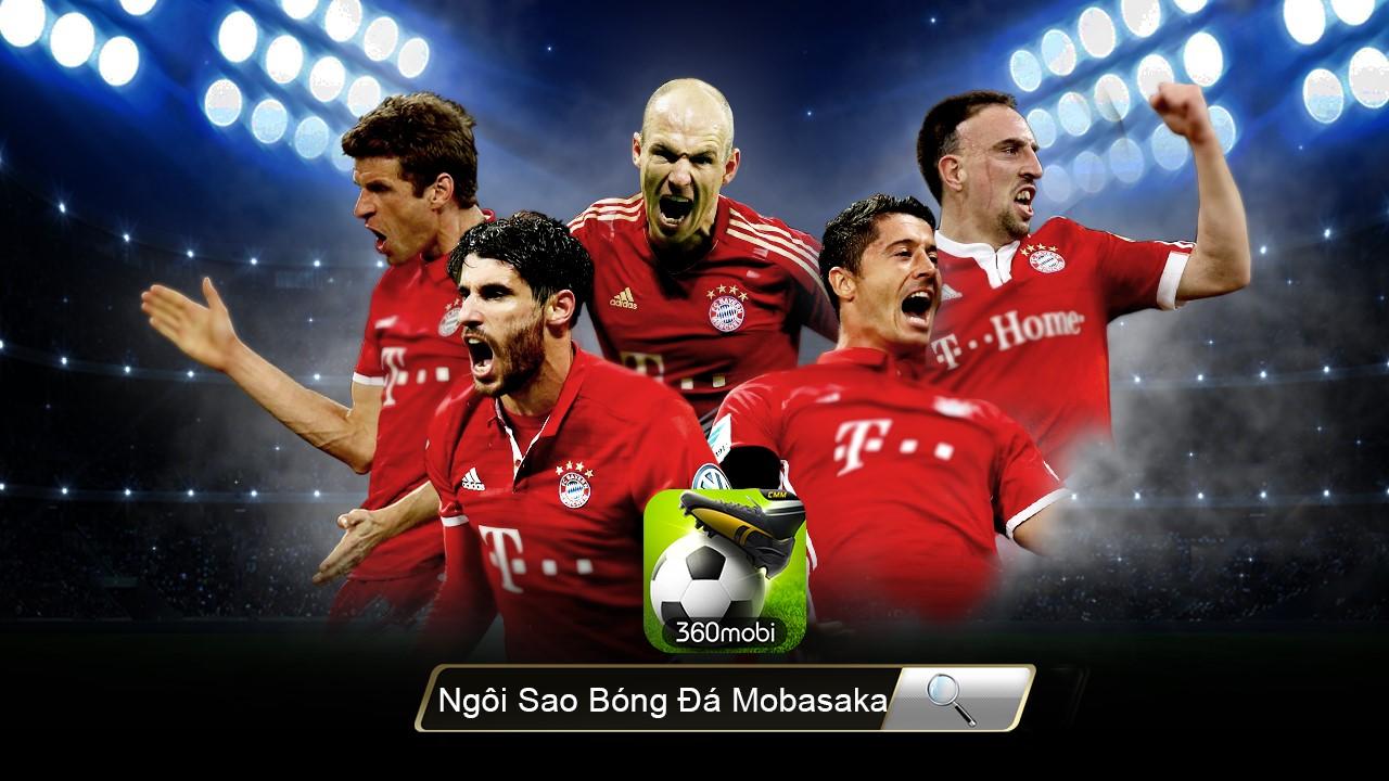 360mobi Ngôi Sao Bóng Đá Mobakasa: Bạn sẽ Quản lý Real Madrid hay FC Bayern? 2