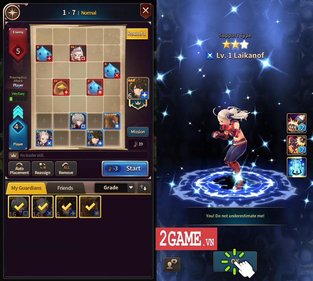 Đánh giá Chain Strike: Game nhập vai đánh theo lượt chưa bao giờ thú vị như thế này! 1