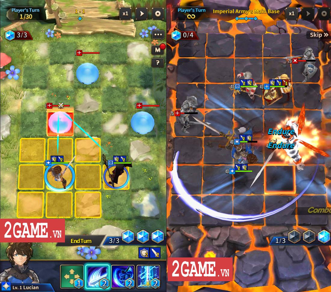 Đánh giá Chain Strike: Game nhập vai đánh theo lượt chưa bao giờ thú vị như thế này! 2