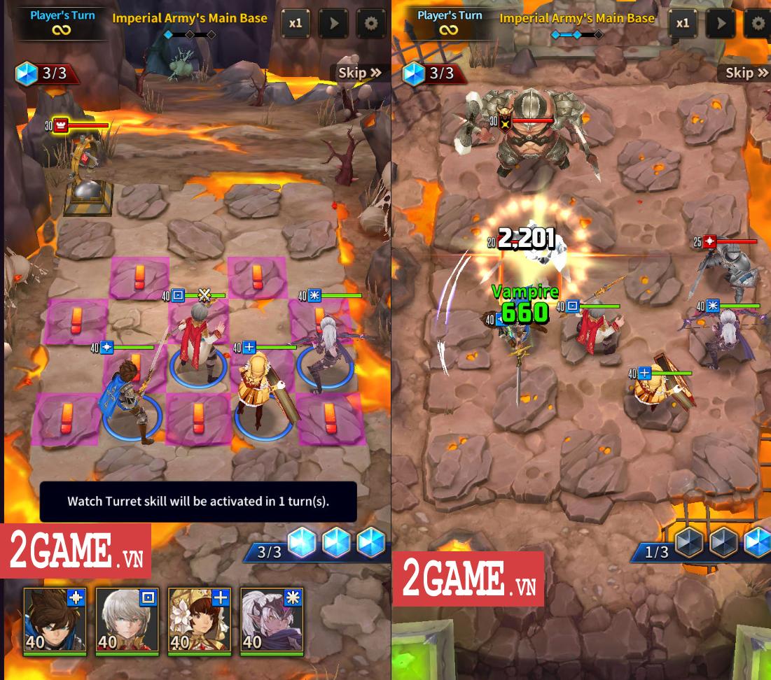 Đánh giá Chain Strike: Game nhập vai đánh theo lượt chưa bao giờ thú vị như thế này! 3
