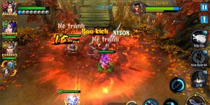 Loạn Chiến Tam Quốc – Game mobile Tam Quốc hành động mới của VTC Game