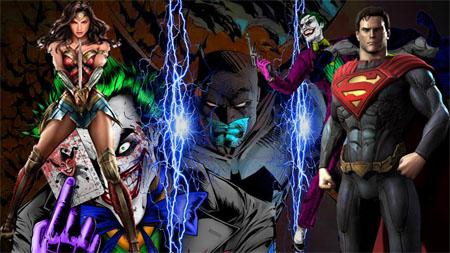 Diện kiến các siêu anh hùng DC qua game mobile DC Unchained