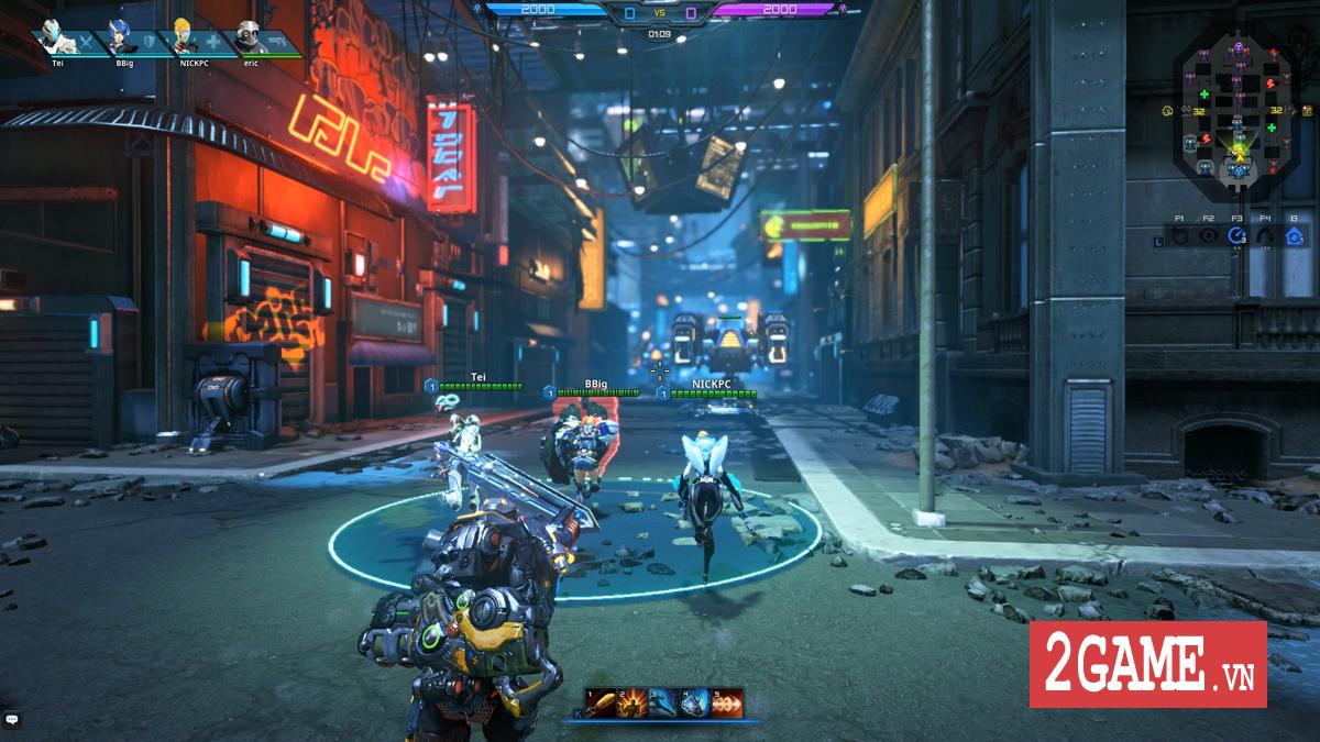 Game thủ Việt đã có thể chơi MOBA The Day Online trên PC ngay từ bây giờ 1