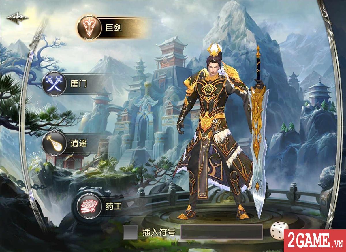 Chơi thử 360mobi Kiếm Khách VNG: Dân game kiếm hiệp chắc chắn sẽ thích mê!!! 3