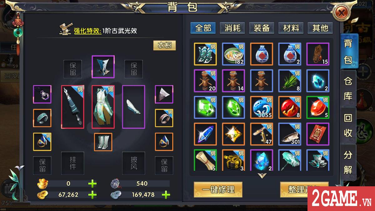 Chơi thử 360mobi Kiếm Khách VNG: Dân game kiếm hiệp chắc chắn sẽ thích mê!!! 9