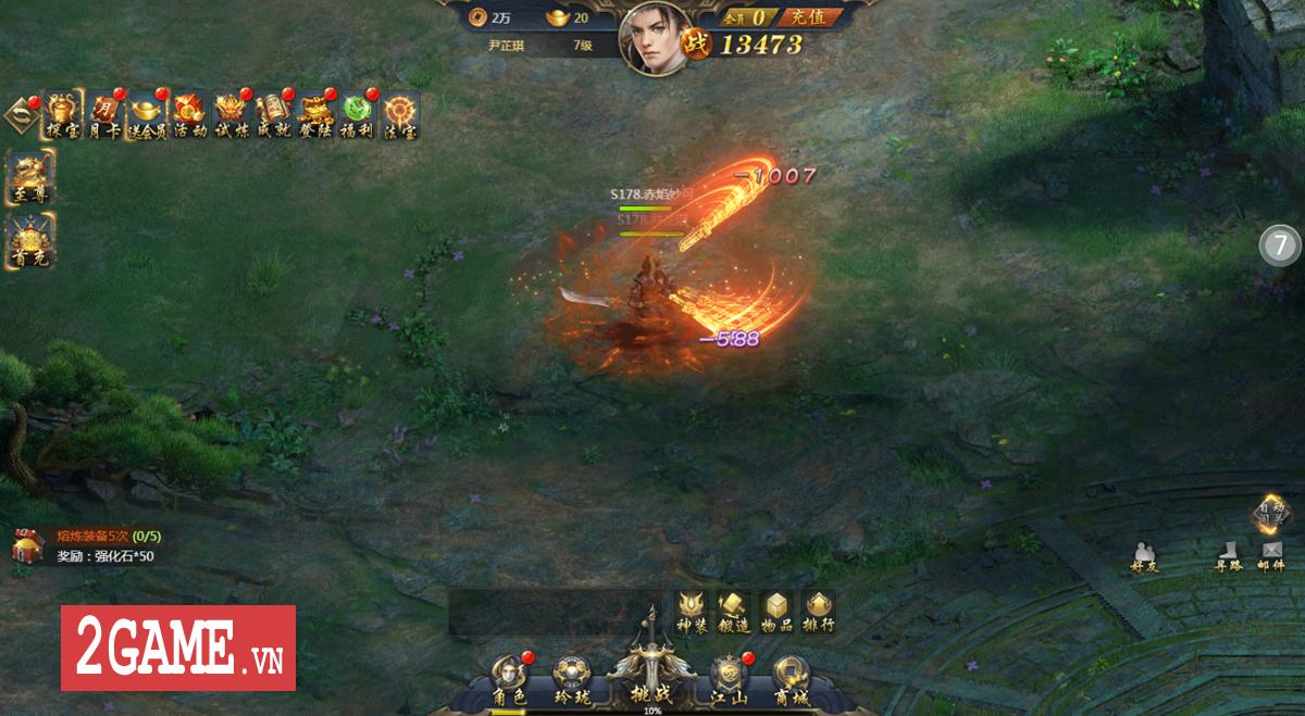 Thêm 10 game online mới cập bến làng game Việt vài giữa tháng 4 đầu tháng 5 3