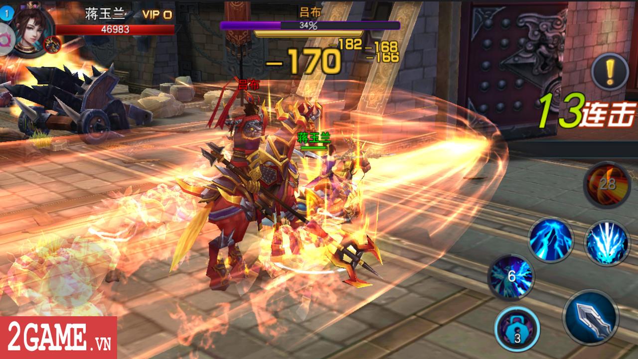 Thêm 10 game online mới cập bến làng game Việt vài giữa tháng 4 đầu tháng 5 6