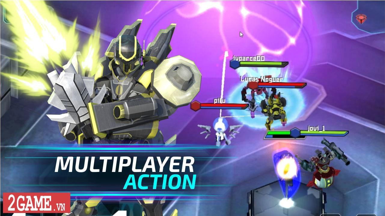 Fhacktions Mobile – Game MOBA lột tả về thế giới hacker tương lai 3