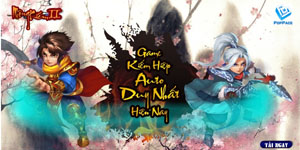 Mộng Kiếm 2 – Game chiến thuật Kim Dung chính thức khai mở