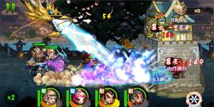Chơi thử game mobile 3Q VL: Đồ họa vui nhộn, lối chơi đẩy tướng mới mẻ