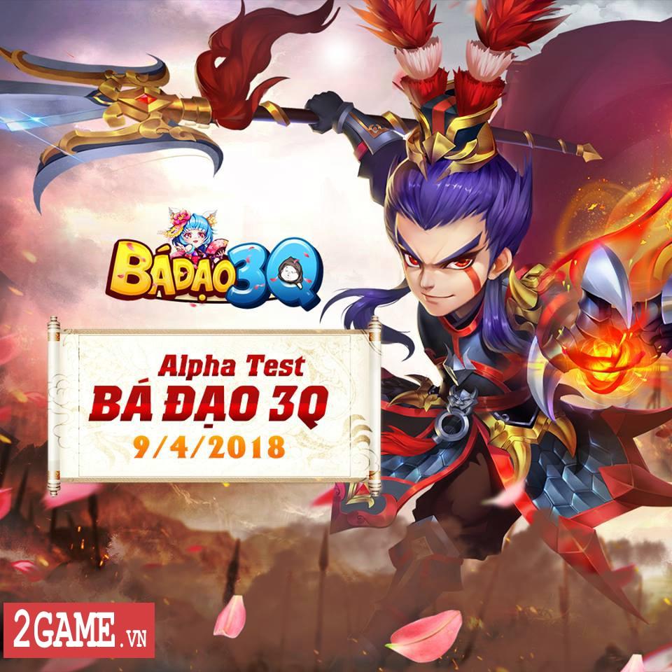 Tặng 555 giftcode game Bá Đạo 3Q 1