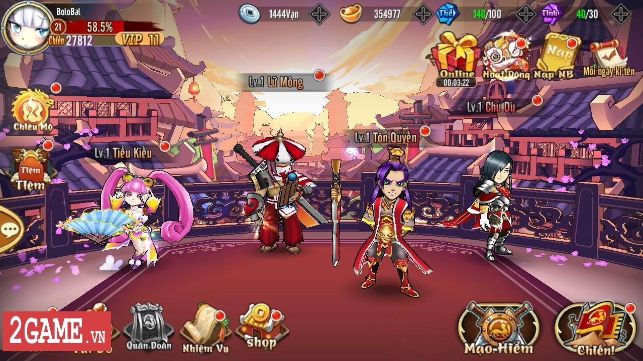 Tặng 555 giftcode game Bá Đạo 3Q 2
