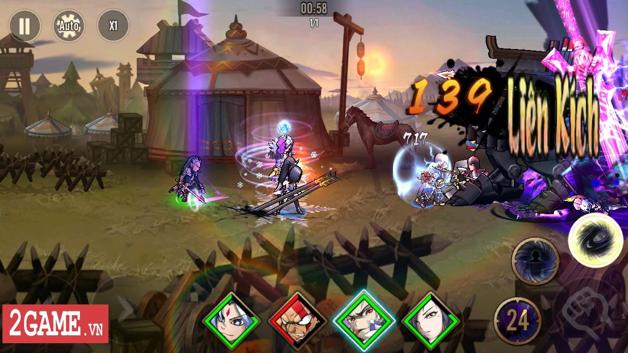 Tặng 555 giftcode game Bá Đạo 3Q 4
