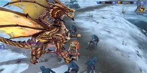 S Online khiến người chơi phải hoảng sợ vì độ oai nghiêm của dàn Boss khổng lồ